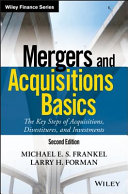 Mergers and Acquisitions Basics Book
