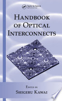 Handbook of Optical Interconnects Book