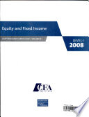 Equity and fixed income
