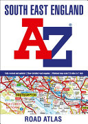 South East England A Z Road Atlas