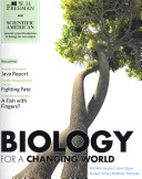 Biology for a Changing World