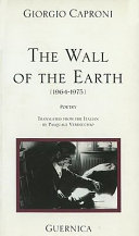Pdf The Wall of the Earth