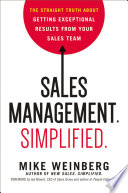 Sales Management  Simplified