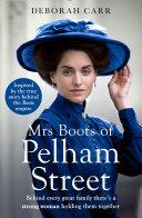 Mrs Boots of Pelham Street  Mrs Boots  Book 2