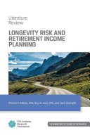 Pdf Longevity Risk and Retirement Income Planning