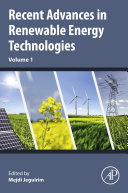 Recent Advances in Renewable Energy Technologies [Pdf/ePub] eBook