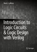Introduction to Logic Circuits & Logic Design with Verilog Pdf/ePub eBook