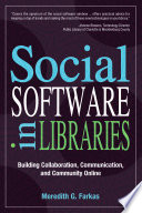 Social Software In Libraries Book PDF