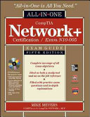 Cover of CompTIA Network+ Certification All-in-One Exam Guide, 5th Edition (Exam N10-005)