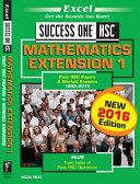 Cover of Success One Mathematics Ex 1