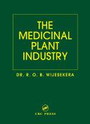The Medicinal Plant Industry Pdf/ePub eBook