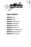 Battle Royale Volume 3
