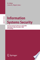 Information Systems Security Book