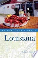 Explorer s Guide Louisiana