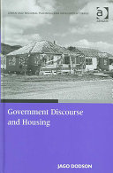 Government Discourse and Housing