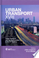Urban Transport XVIII