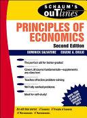 Schaum s Outline of Principles of Economics