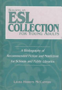 Building an ESL Collection for Young Adults