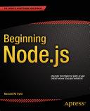Beginning Node js