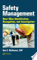 Safety Management Book