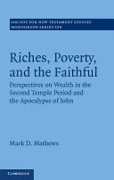 Riches  Poverty  and the Faithful
