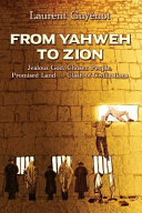From Yahweh to Zion