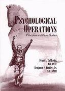 Psychological Operations