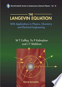 The Langevin Equation Book