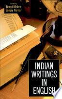 Indian Writings in English