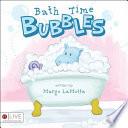 Bath Time Bubbles Book