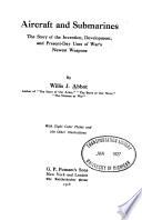 Aircraft and Submarines Book PDF