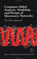 Computer aided Analysis  Modeling  and Design of Microwave Networks