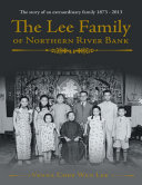The Lee Family of Northern River Bank Book