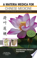 Cover of A Materia Medica for Chinese Medicine