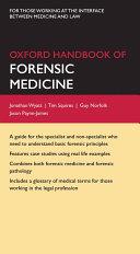 Oxford Handbook of Forensic Medicine [Pdf/ePub] eBook