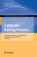 S BPM ONE   Running Processes