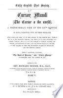 Early English Text Society (Series).