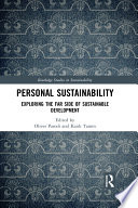 Personal Sustainability Book