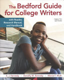 The Bedford Guide for College Writers with Reader, Research Manual, and Handbook 12e & Documenting Sources in APA Style: 2020 Update