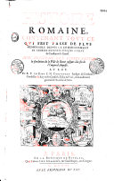 Histoire romaine depuis Auguste jusqu'à Constantin