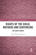 Rights of the Child, Mothers and Sentencing Pdf/ePub eBook