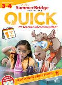 Summer Bridge Activities R Quick Grades 3 4