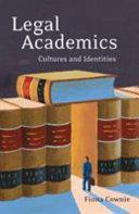 Legal Academics