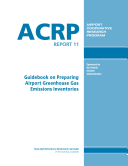 Guidebook on Preparing Airport Greenhouse Gas Emissions Inventories