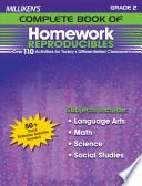 Milliken s Complete Book of Homework Reproducibles   Grade 2