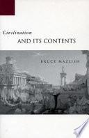 Civilization and Its Contents Pdf/ePub eBook