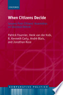 When Citizens Decide