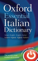 Oxford Essential Italian Dictionary