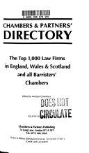 Chambers   Partners  Directory