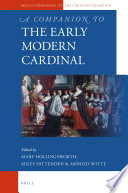 Read Online A Companion to the Early Modern Cardinal For Free